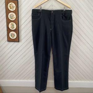 Vintage Haband Fit Forever Denim Pants
